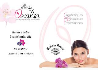 cosmétiques biologiques oxalia