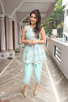 Nikki Galrani at Prema leela pelli gola trailer Launch ~  Exclusive 078.JPG