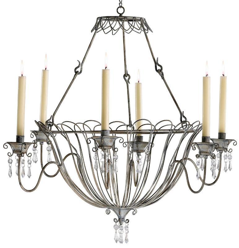 Modern Interior Design : Non Electric Wrought Iron Candle ...
