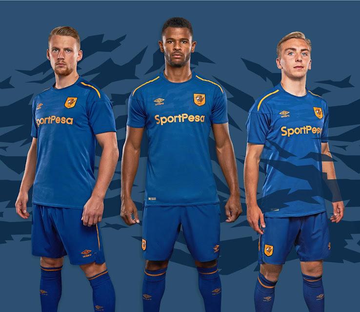 Hull City 17-18 Third Kit Revealed - Footy Headlines 69ac53891