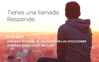 OMP, misioneros, Vocaciones