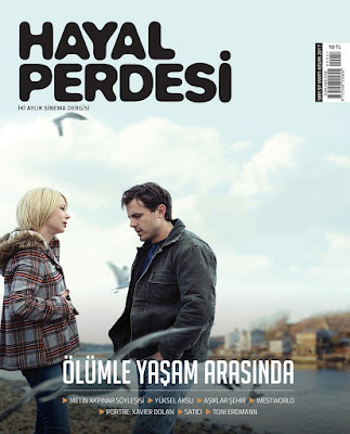 Hayal Perdesi 57. Sayı (Mart-Nisan) - Manchester by the Sea