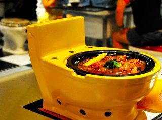 """Restaurant """"toilet"""" Taiwan"""