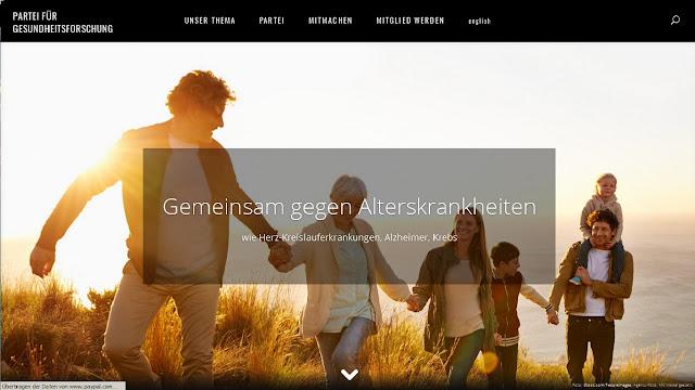 https://parteifuergesundheitsforschung.de/
