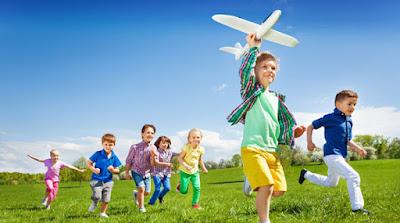 безплатни занимания за децата през лятната ваканция