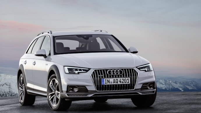 Wallpaper 3: Audi A4 Allroad Quattro