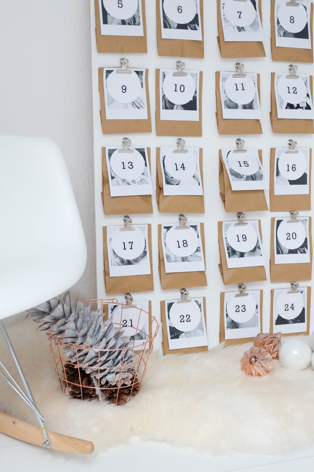 diy adventskalender mit fotos victoria 39 s little secrets. Black Bedroom Furniture Sets. Home Design Ideas