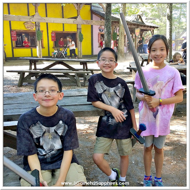 Fun Renaissance faire t-shirts for kids #zulilyfinds