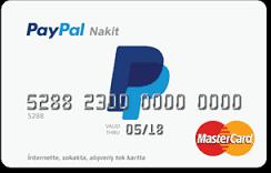 Paypal Nakit Kart Türkiye'de Kaldırıldı