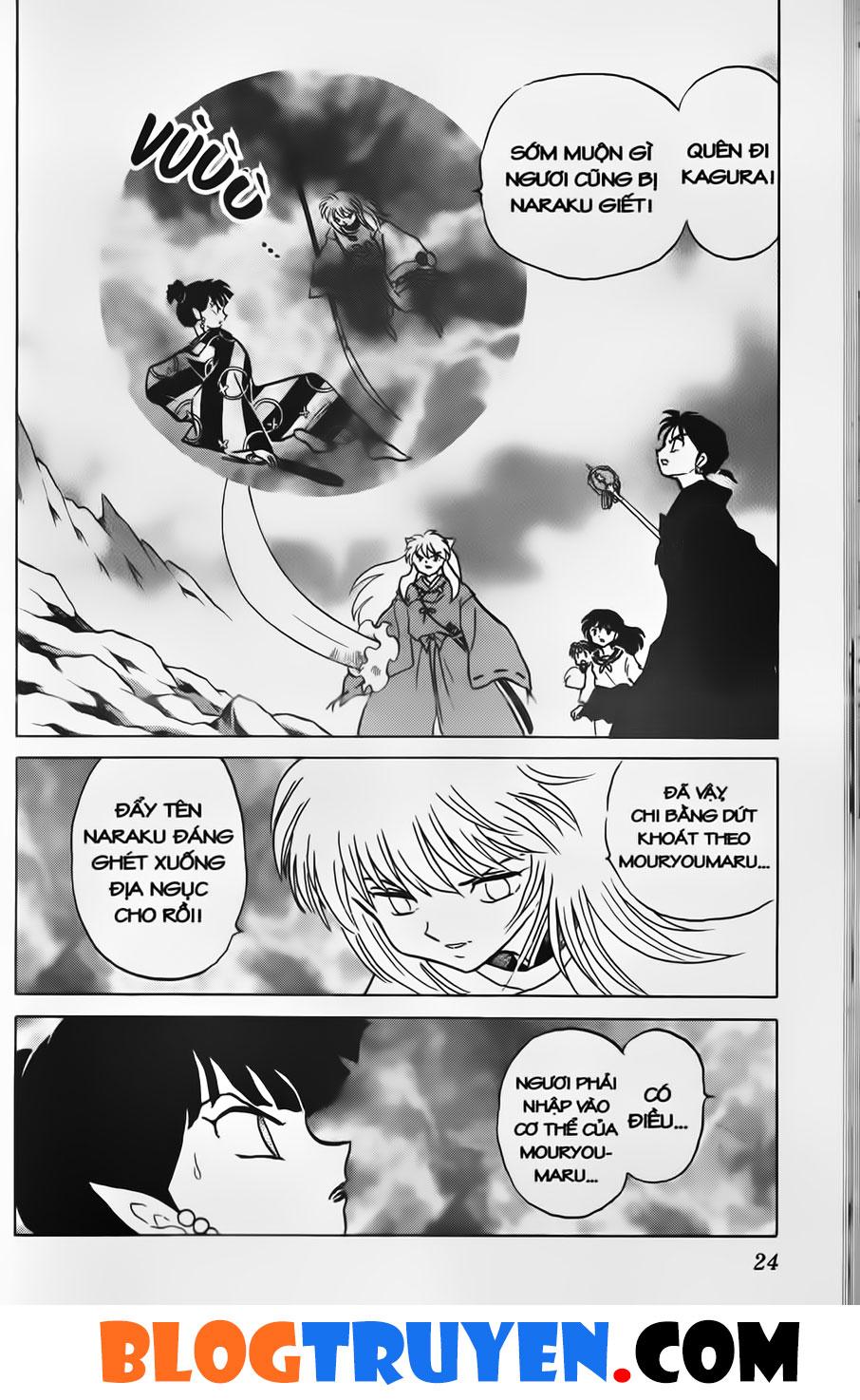 Inuyasha vol 38.2 trang 3