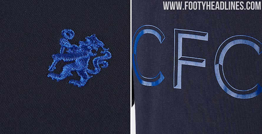 sale retailer b36cc f6778 Chelsea s 19-20 Nike Collection Leaked