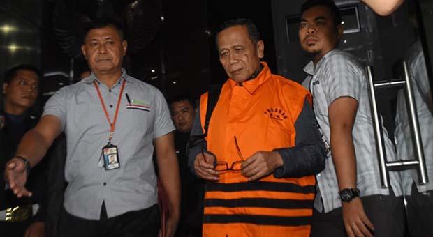 Jaksa KPK Menuntut Amin Santono 10 Tahun Penjara