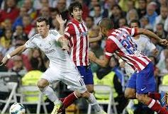 Real Madrid vs Atletico Madrid 0-1