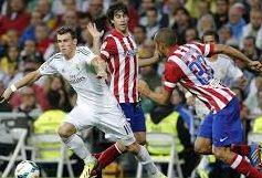 Real Madrid vs Atletico Madrid 0-1 Video Gol & Highlights