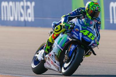 Fokus Jaga Runner-Up, Rossi Serahkan Gelar ke Marquez