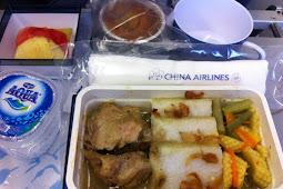 Pengalaman Naik China Airlines Rute Surabaya - Singapura