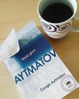 Cengiz Aytmatov,beyaz gemi