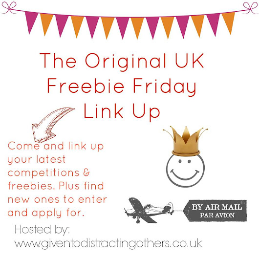 Freebie Friday 10th July