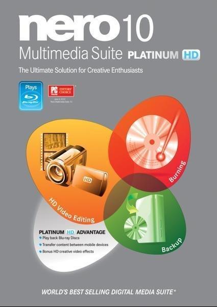 nero multimedia suite 10 platinum hd free download full version