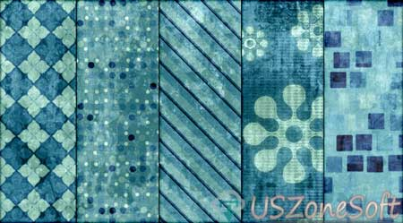 Grungy Teal Tileable Patterns Beautiful Stylish personal commercial business premium design .pat or .zip file free download