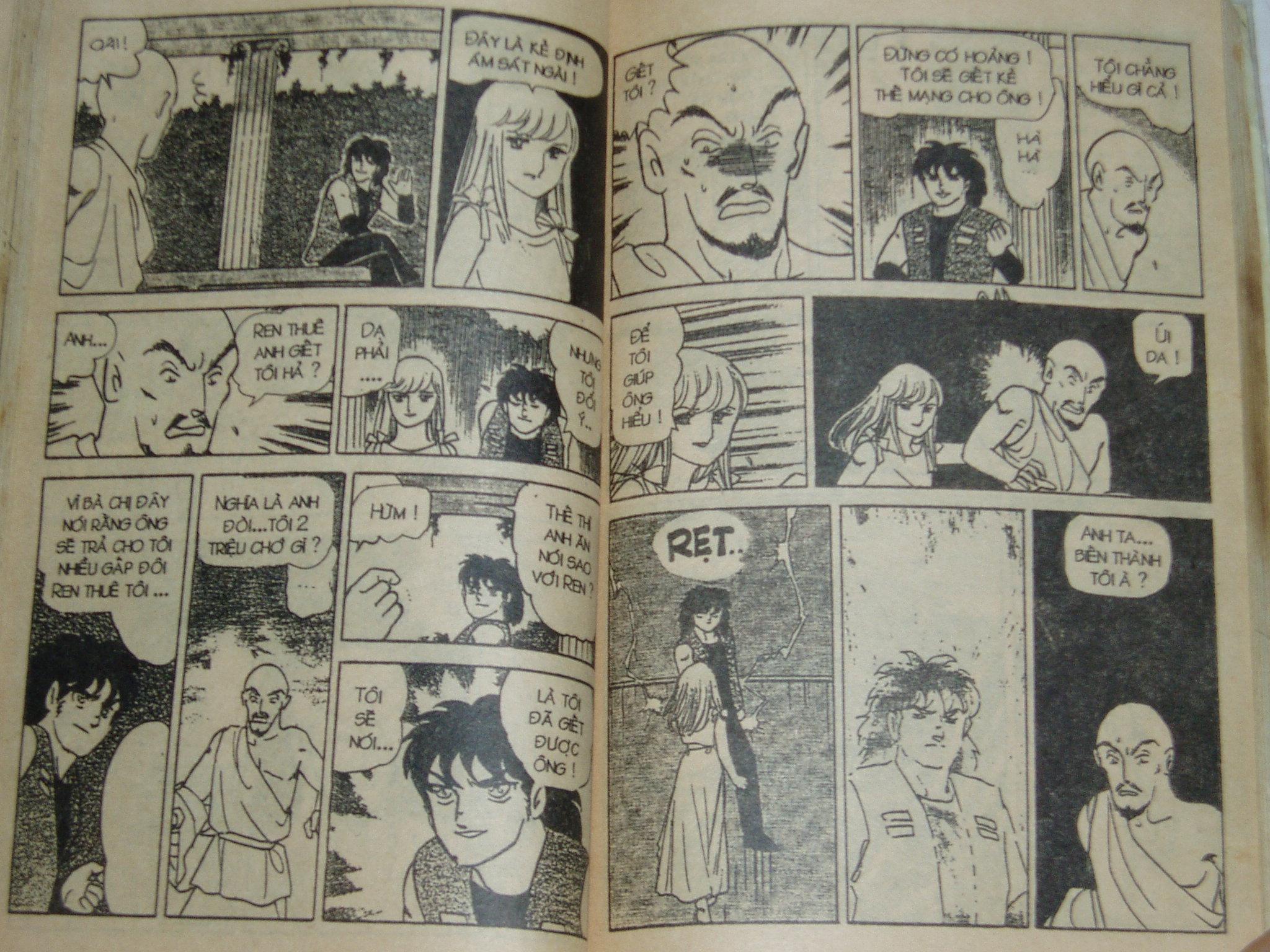 Siêu nhân Locke vol 18 trang 33