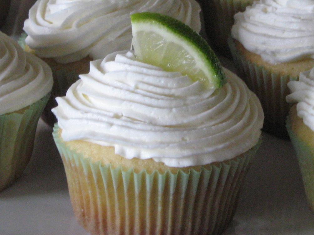 Janis Cooks: Margarita Cupcakes