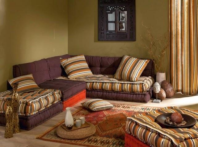 le boudoir des akhawettes id es de salon de sol majlis. Black Bedroom Furniture Sets. Home Design Ideas