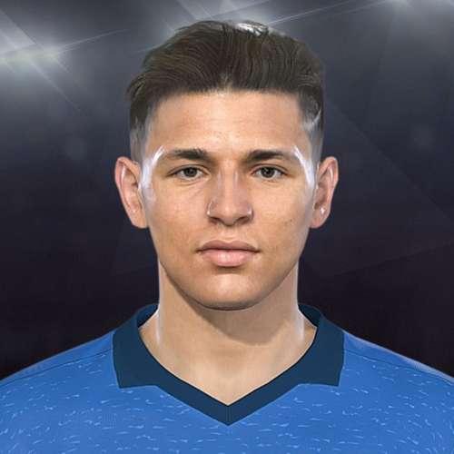 Amine Harit Face PES 2018