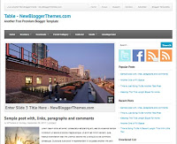 free download blog templates blogspot 1