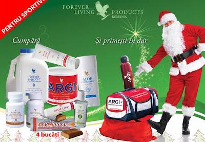 Promotii Forever Dec. 2012 - Sportivi