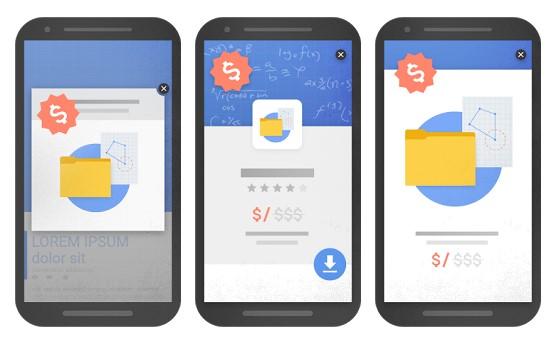 جوجل ستقوم بمعاقبة المواقع التي تستخدم الإعلانات المنبثقة