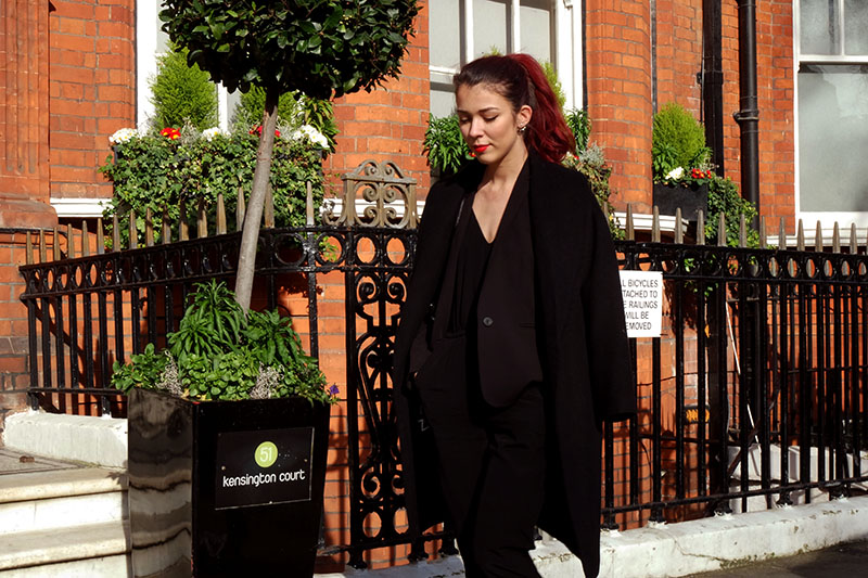 London Fashion Week 2016, London street, Kensington High Street, fashion, style, sloane sqaure, Saatchi gallery, blogger, Street style London,