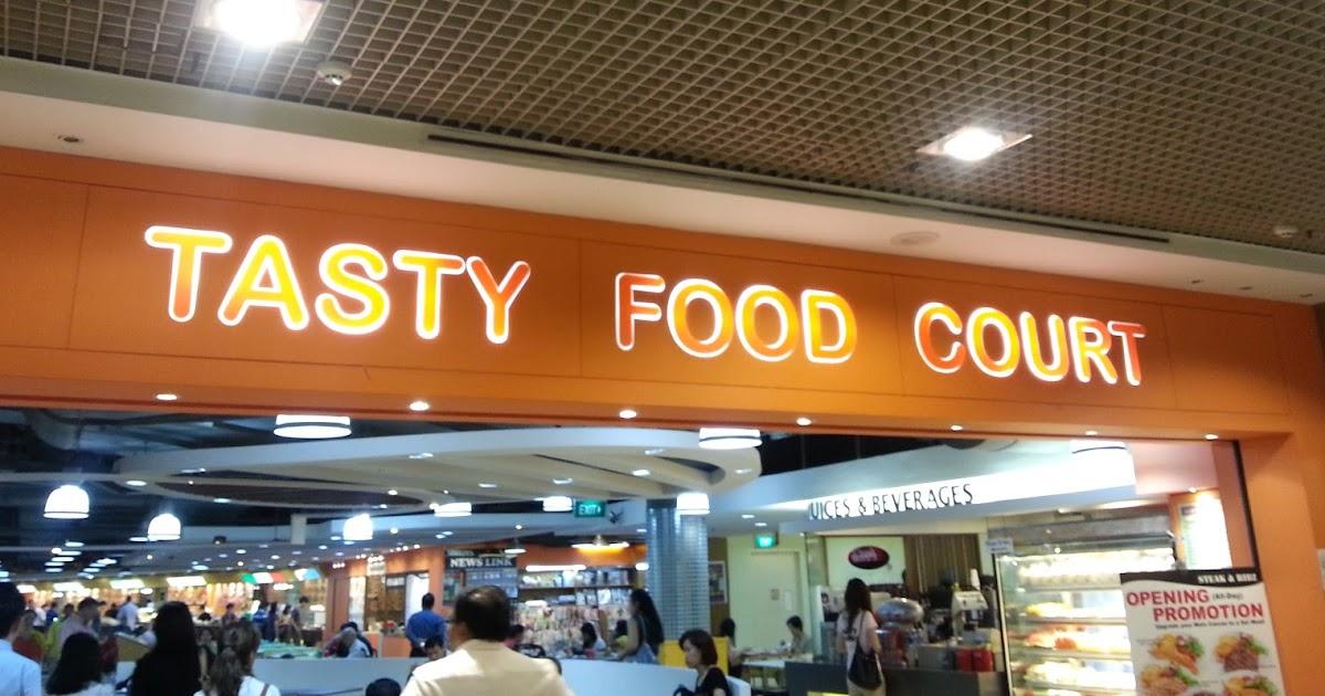Tanglin Mall Food Court