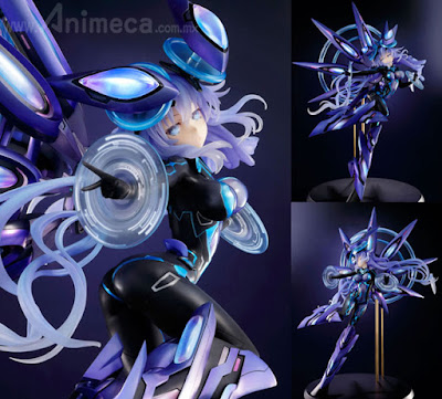 Figura Next Purple New Dimension Game Neptunia VII