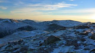 Cairngorm winter walking course, Aviemore