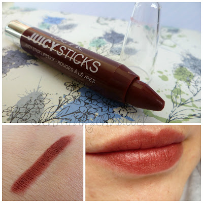 Lippenstift geswatched
