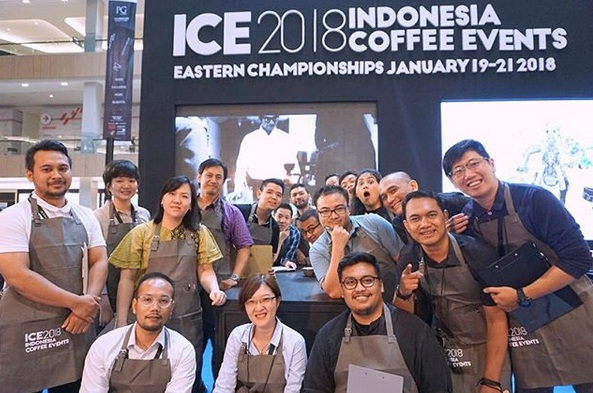 Indonesia Coffee Events (ICE) 2018