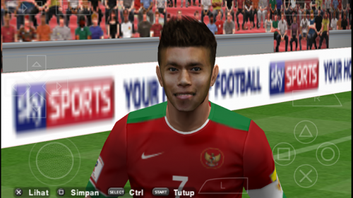 PES 2017 Jogress Evolution Patch V2 PPSSPP