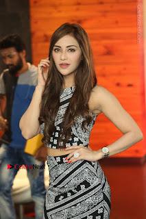 Telugu Actress Angela Krislinzki Latest Pos in Short Dress  0019.JPG