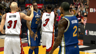 NBA 2K13 HD Skin Realistic Shadow Mod