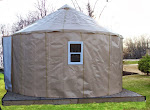 Fully Portable Budget-Priced Yurts