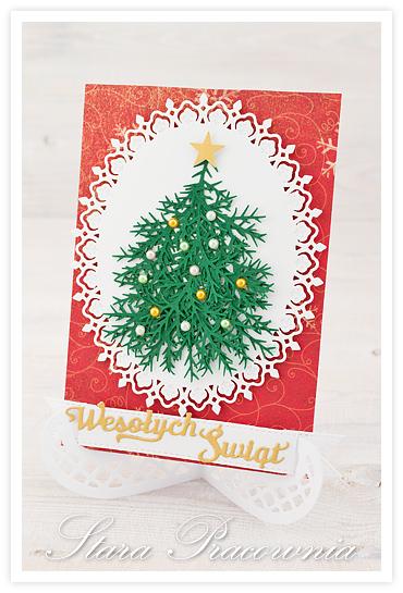 Kartki świąteczne z Mikołajem, kartki ręcznie robione, card making,kartki z choinką
