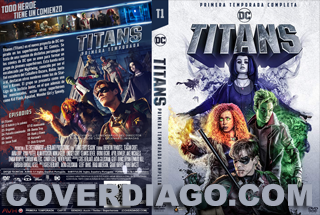 Titans - Titanes -  Season / Temporada 01