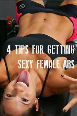 female abs