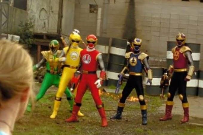 """""""Power Ranger vermelho"""" é encontrado morto aos 38 anos"""