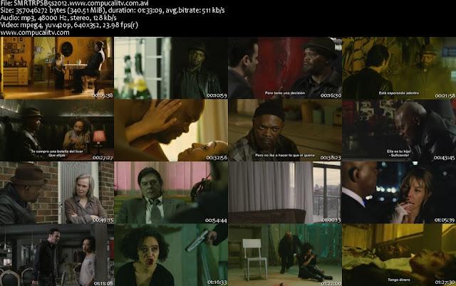 The Samaritan DVDRip 2012 Subtitulos Español Latino Descargar 1 Link