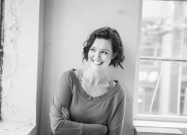 Ashley Gibson photo by Ian Brown