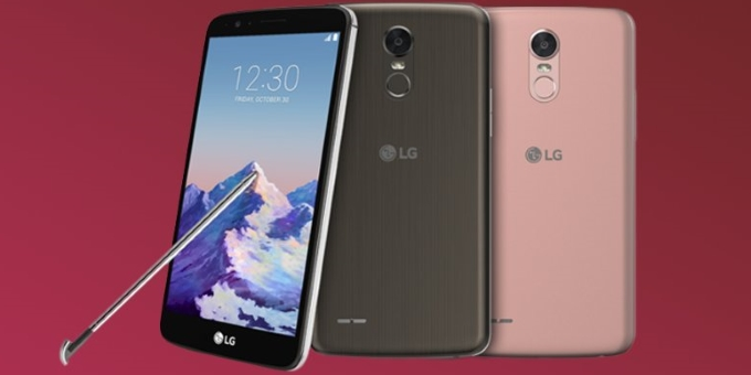 الهاتف القادم من إل جي LG Stylo 3 Plu بقلم Stylus فى أواخر الشهر الجاري