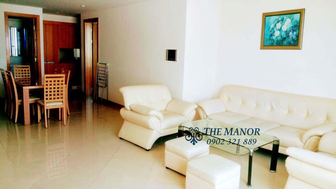 The Manor AE 113m2 (2PN-2WC) cần bán giá 4,2tỷ còn thương lượng - hình 2