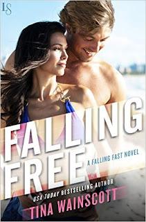 Falling Free: A Falling Fast Novel by Tina Wainscott